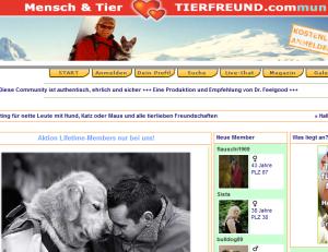 Banner Herrchen-sucht-Frauchen