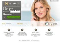 screenshot PrestigeSingles