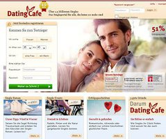 screenshot DatingCafe