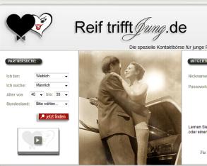 screenshot Reiftrifftjung.de