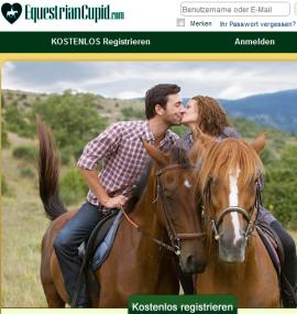 screenshot equestrianCupid.com