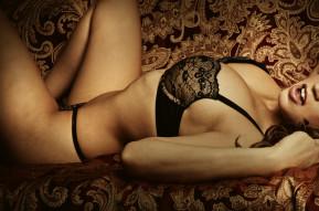 Foto sexy Frau