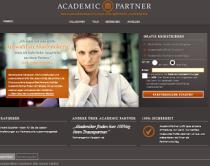 Screen AcademicPartner