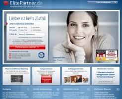 screenshot ElitePartner