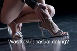 Kostenvergleich casual dating