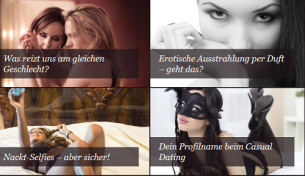 Foto zum Secret-Magazin