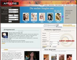 Affaire.com-screenshot