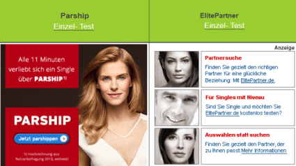 Bild Parship-ElitePartner