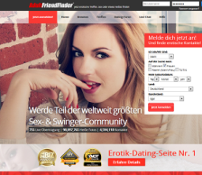 Bild Fotolia zu Adult Friend Finder
