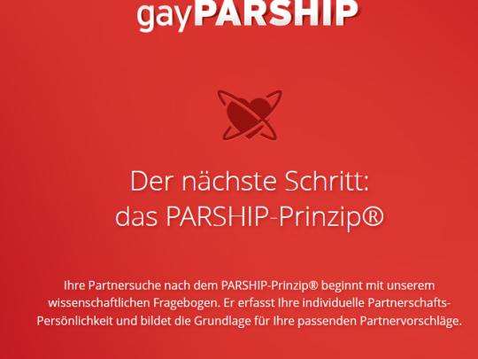 gayparship-Persönlichkeitstest