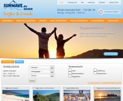 Sunwave-Singlereisen screen
