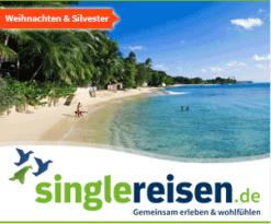 Singlereisen.de-screen