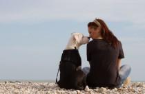 Bild Singles mit Hund
