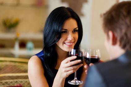 Flirt körpersprache der frau